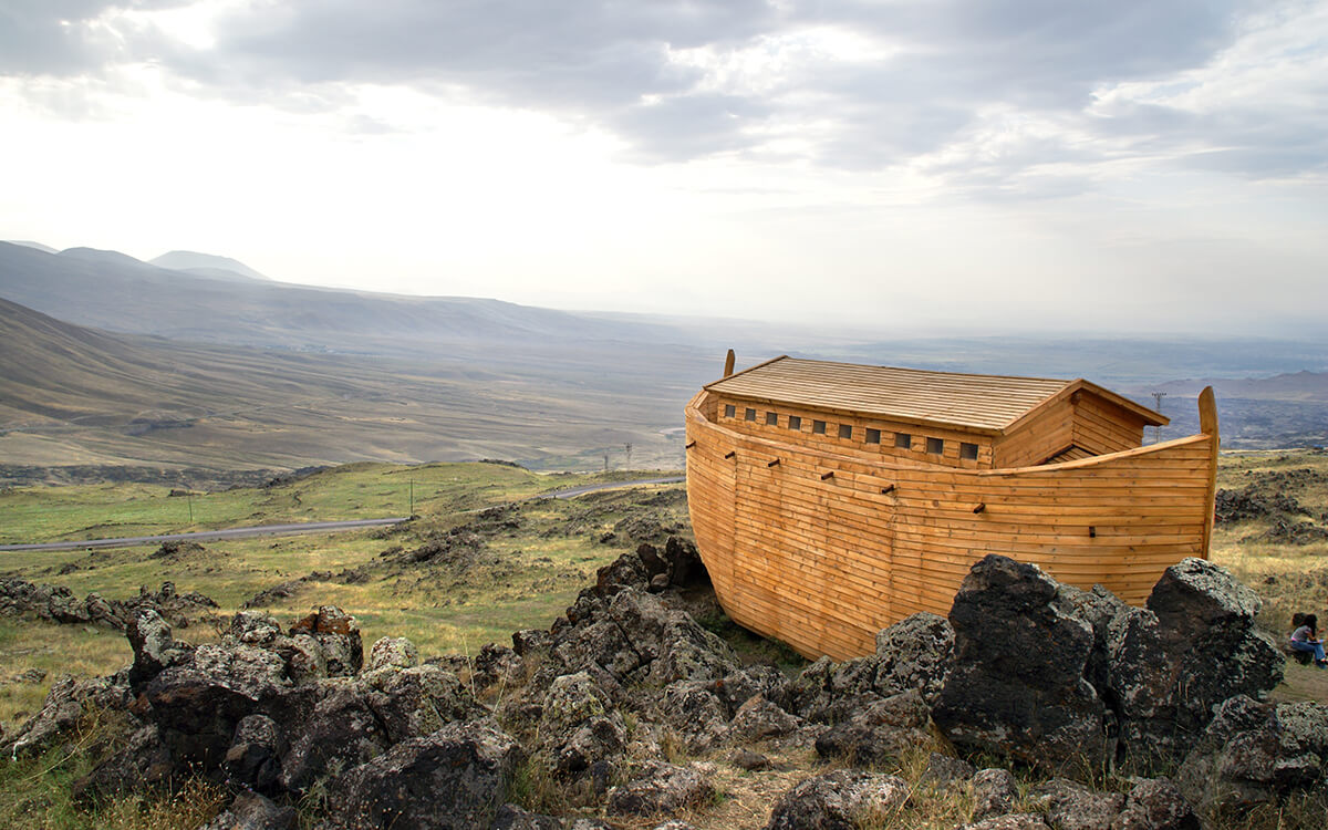 Armenien Noah Ark Ararat
