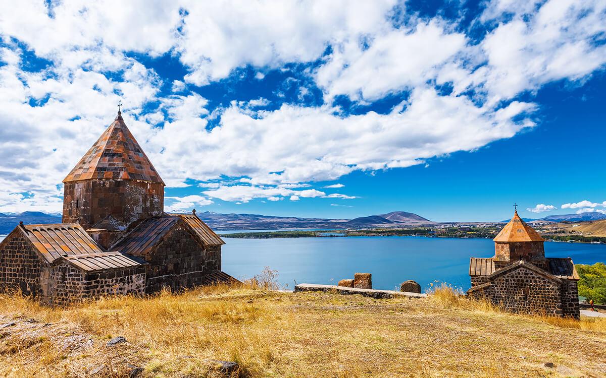 Armenien Sevanavank Sevan