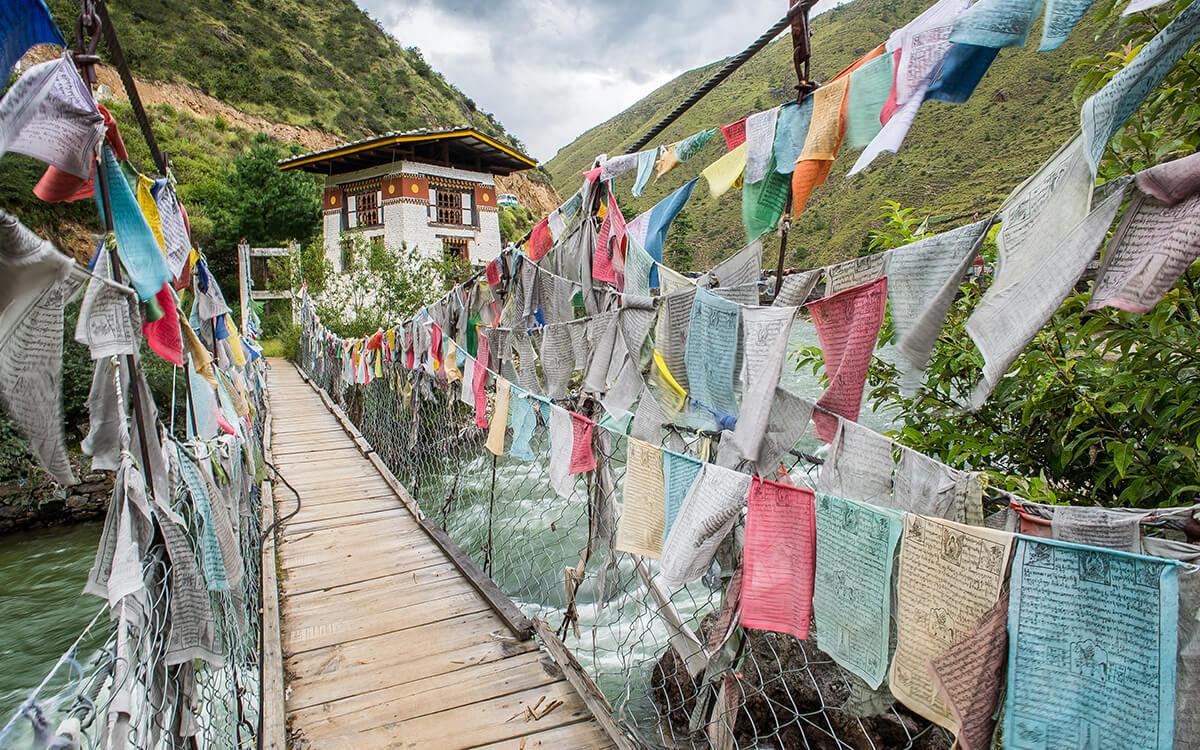 Bhutan Tibet