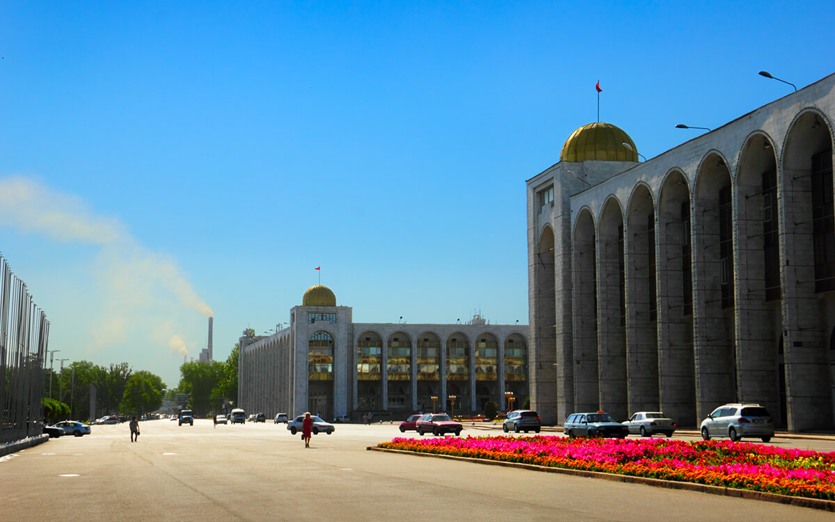 Kirgistan Bishkek