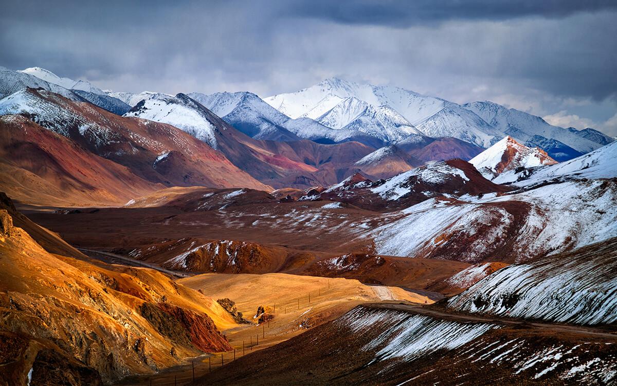 Kirgistan Gray Pamir