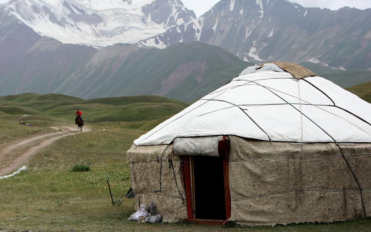 Kirgistan Yurt