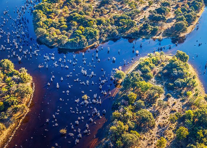 7 unschlagbare Abenteuer, die du nur in Botswana bestehst