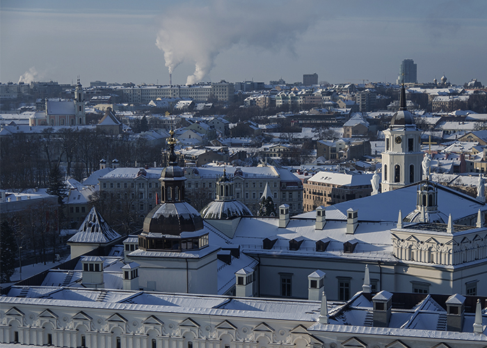 8 außergewöhnliche Städte-Reiseziele für diesen Winter