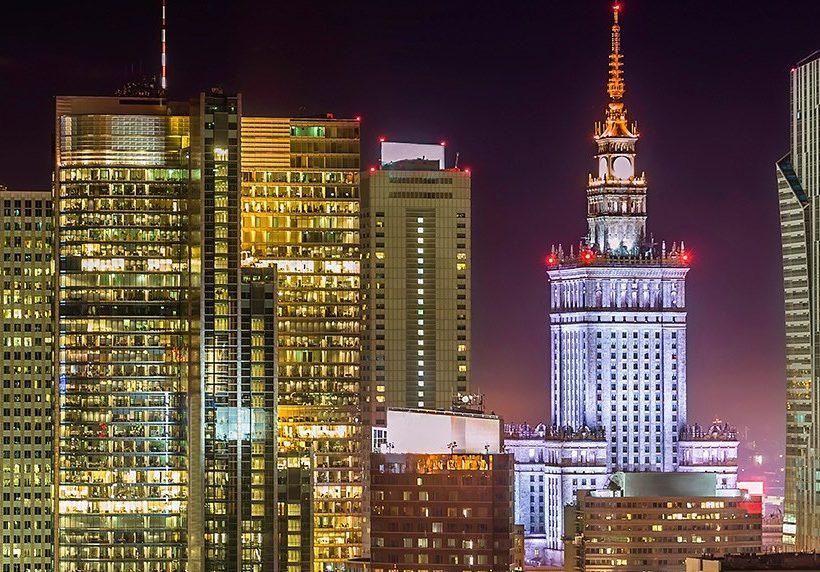 Viel Luxus für wenig Geld in Warschau