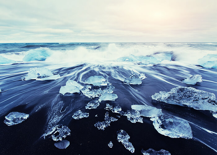 Hier musst du nicht bis zum Sommer warten: 6 bezaubernde Strände, die im Winter noch viel toller sind