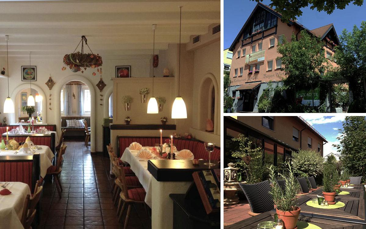 Bayerischer Hof in Augsburg | KAYAK MGZN