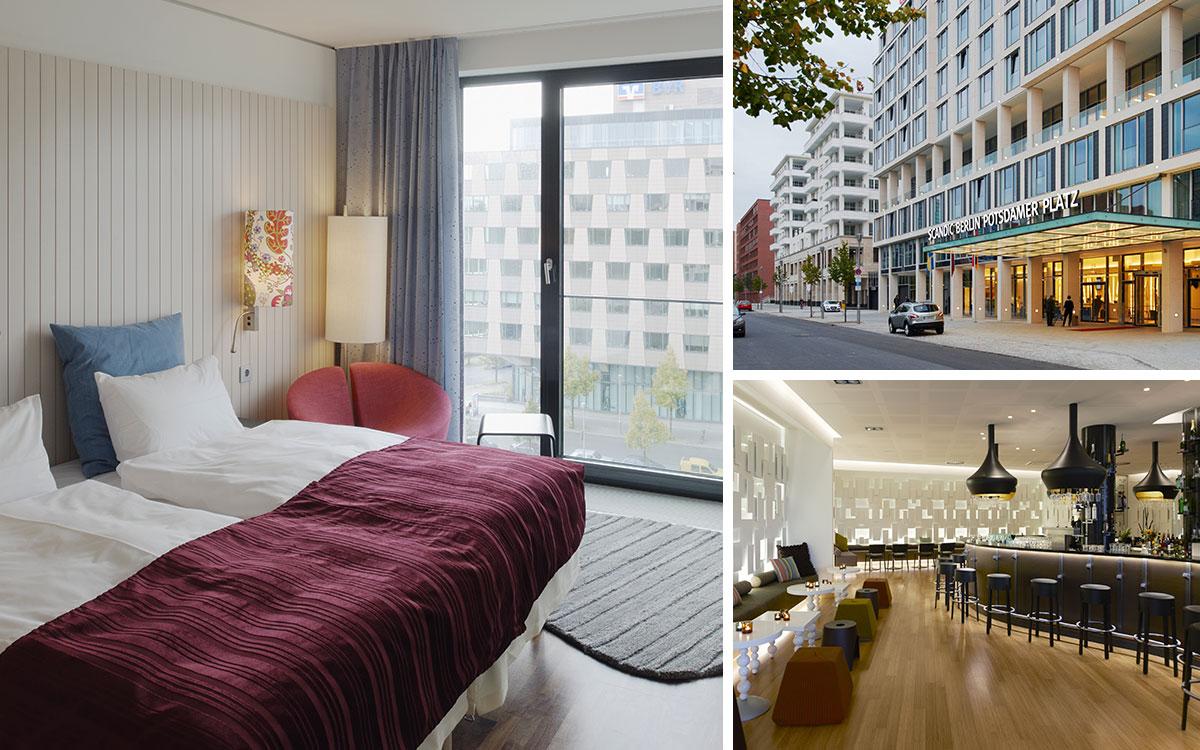 Hotel Scandic Berlin | KAYAK MGZN