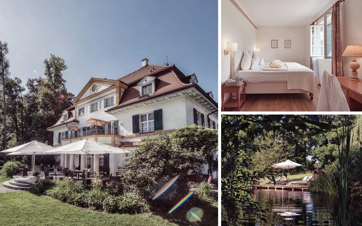 Schlosshotel Oberambach in Bayern | KAYAK MGZN