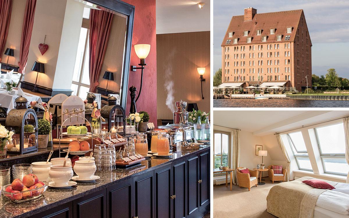 Hotel Speicher am Ziegelsee | KAYAK MGZN