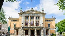 Hotels in Oslo - in der Nähe von: Nationaltheatret