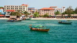 Hotels in Sihanoukville