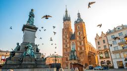 Bed & Breakfasts in Krakau
