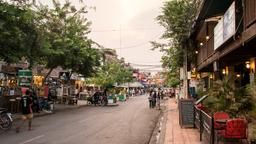 Hotels in Old Market Area - Siem Reap
