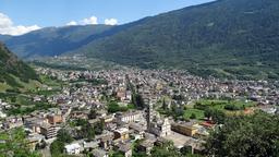 Hotels in Tirano
