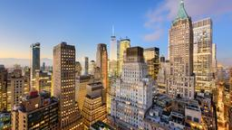 Hotels in Financial District - New York