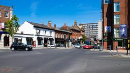 Hotels in Altrincham