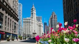 Hotels in Chicago - in der Nähe von: Monadnock Building