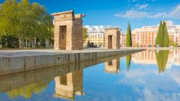 Hotels in Madrid - in der Nähe von: Templo de Debod
