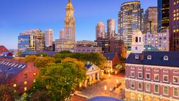 Hotels in Boston - in der Nähe von: Faneuil Hall Marketplace