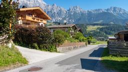 Hotels in Leogang