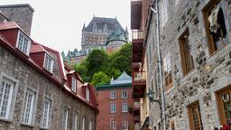Hotels in Quebec - in der Nähe von: Quartier Petit Champlain