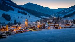 Hotels in Saalbach