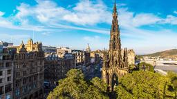 Hotels in Edinburgh - in der Nähe von: Scott Monument