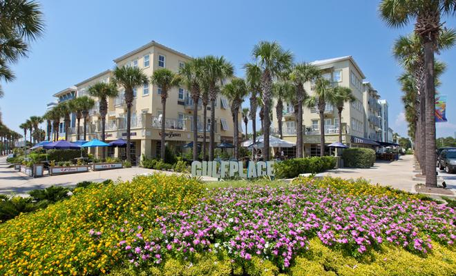 ResortQuest Rentals at The Gulf Place Community