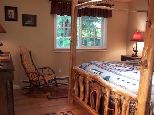 A Hidden Haven Bed and Breakfast - Port Angeles - Schlafzimmer