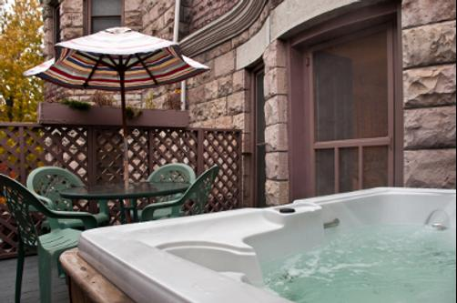 Castle Marne Bed & Breakfast - Denver - Queen-Schlafzimmer
