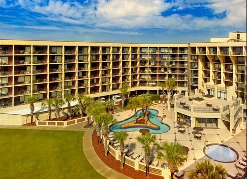 Springmaid Beach Resort - Myrtle Beach - Gebäude