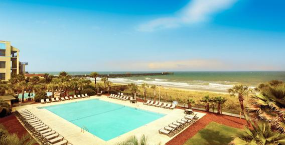Springmaid Beach Resort - Myrtle Beach - Strand