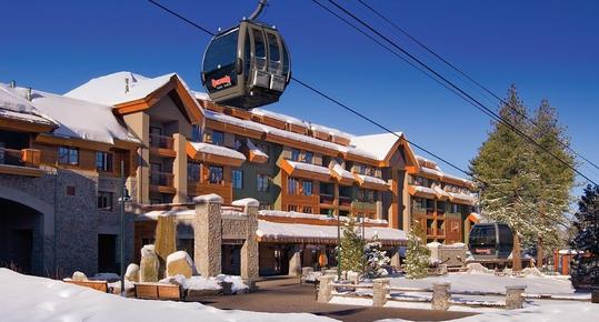 Grand Residences by Marriott Tahoe - South Lake Tahoe - Gebäude