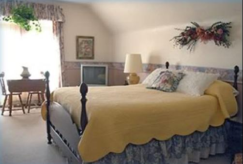 Custer Mansion Bed & Breakfast - Custer - Schlafzimmer