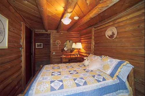 Allenspark Lodge - Allenspark - Schlafzimmer