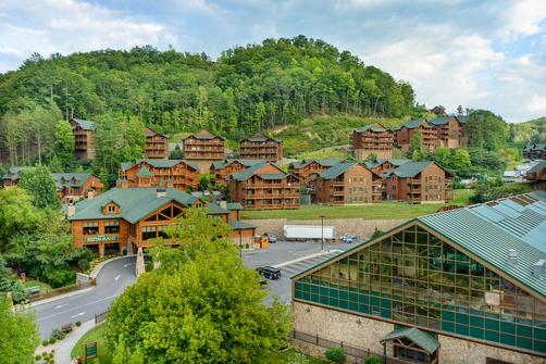 Westgate Smoky Mountain Resort & Spa - Gatlinburg - Gebäude