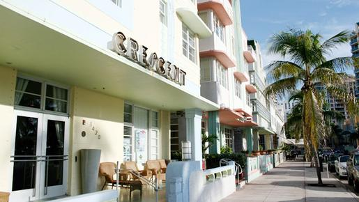 Crescent Resort On South Beach - Miami Beach - Gebäude