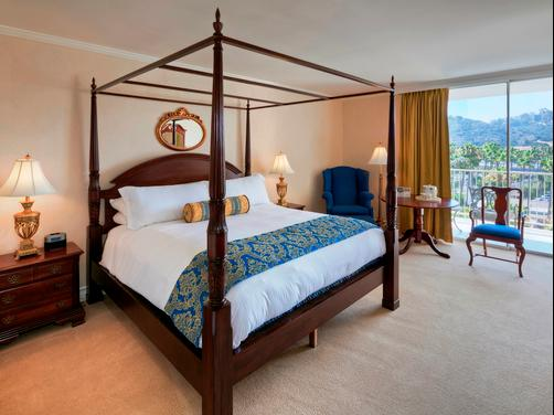 Town and Country Resort - San Diego - Schlafzimmer