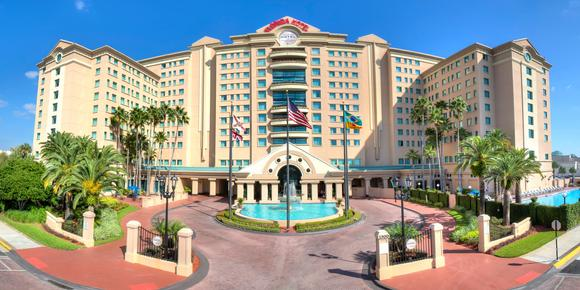 The Florida Hotel and Conference Center - Orlando - Gebäude