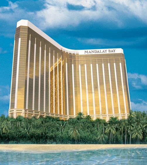 Mandalay Bay Resort And Casino - Las Vegas - Gebäude