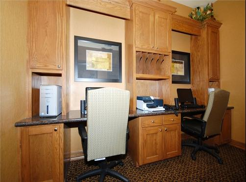 Best Western Plus Christopher Inn & Suites - Forney - Business Center