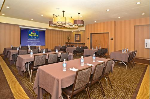 Best Western Plus Christopher Inn & Suites - Forney - Konferenzraum