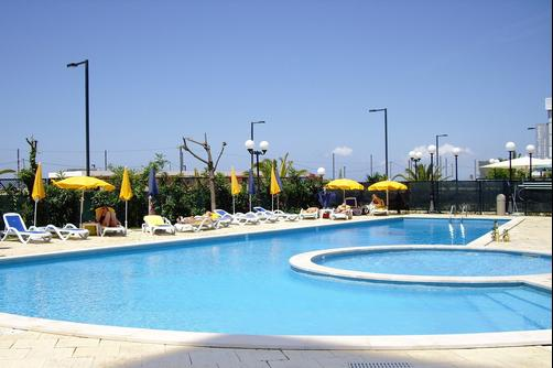 Ever Caparica Beach & Conference Hotel - Costa Caparica - Pool