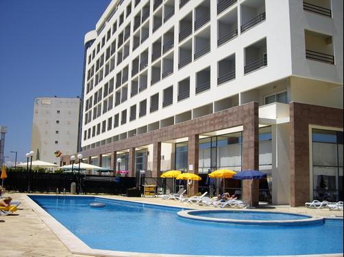 Ever Caparica Beach & Conference Hotel - Costa Caparica - Gebäude