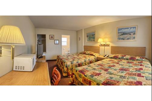 Point Loma Inn & Suites - San Diego - Schlafzimmer