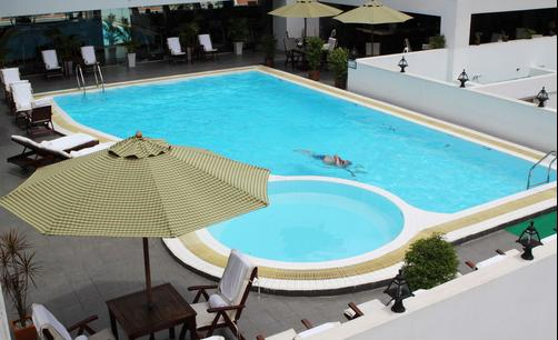 Rex Hotel - Ho Chi Minh Stadt - Pool