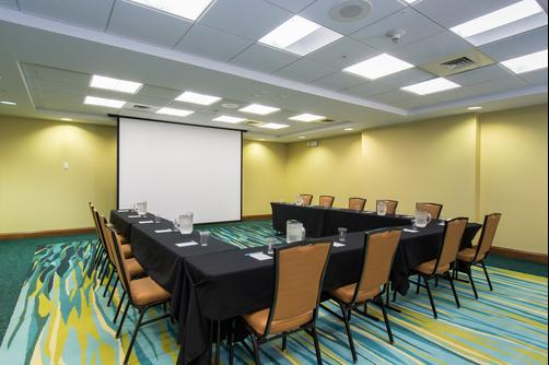 SpringHill Suites by Marriott Columbia Downtown The Vista - Columbia - Konferenzraum