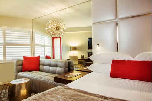 The Grafton On Sunset - West Hollywood - Schlafzimmer