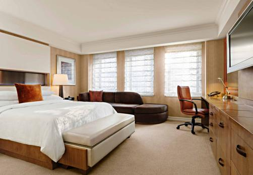 JW Marriott Essex House New York - New York - Schlafzimmer
